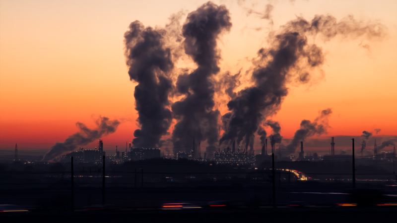 What if weeks of lockdown hadn't changed anything about pollution?