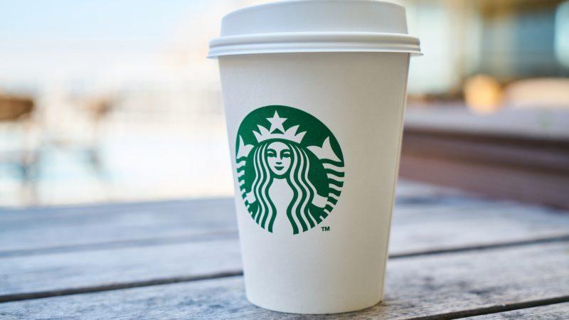 Sign language in Starbucks stores