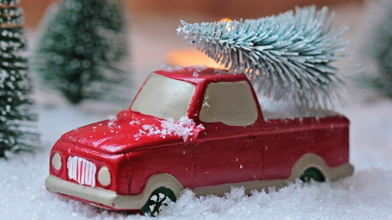 Christmas trees vs Sustainability: better fake or real ones?
